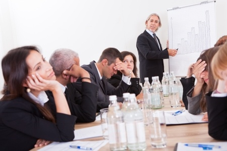 4 things you can do to not be bored by your board experience!