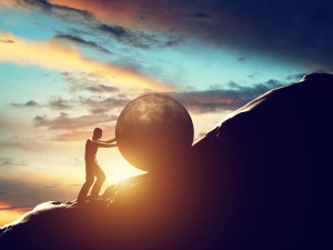 Sisyphus & Project Management: 5 Things You Can Do To Avoid Eternal Futile Labour