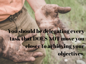 The 6T's To Know What To Delegate
