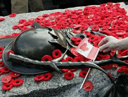 What Do I Think About On Remembrance Day