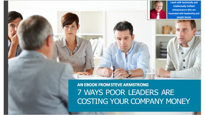 The High Cost of Poor Leadership
