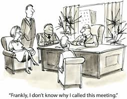 Meetings – The Linchpin of Organizational Health