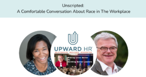 Read more about the article Recording & Handout – An Unscripted & Comfortable Conversation About Race in The Workplace